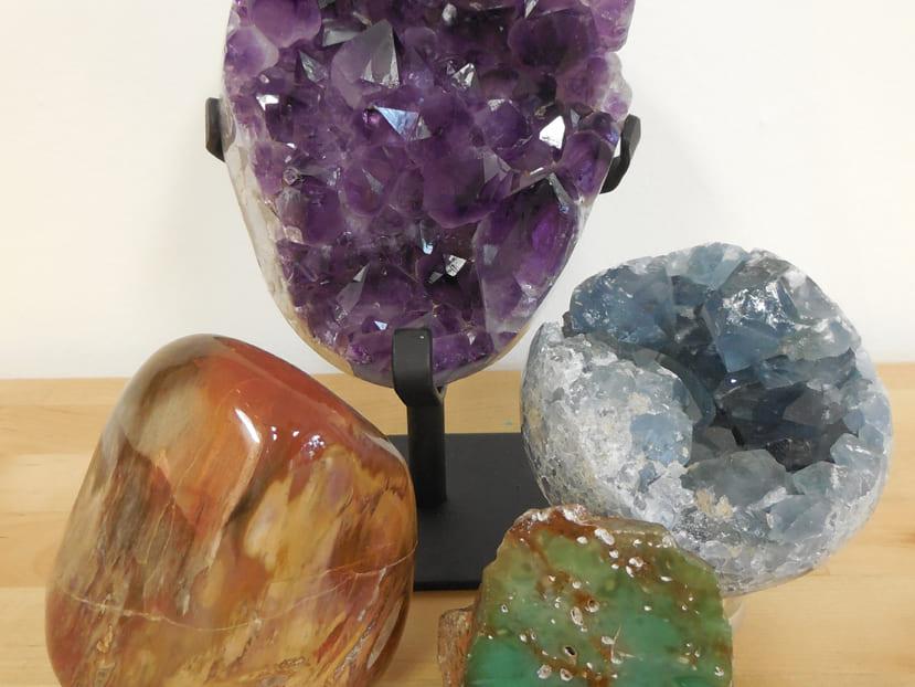 Magnifiek Edelstenen & mineralen   Ladonna #BA99